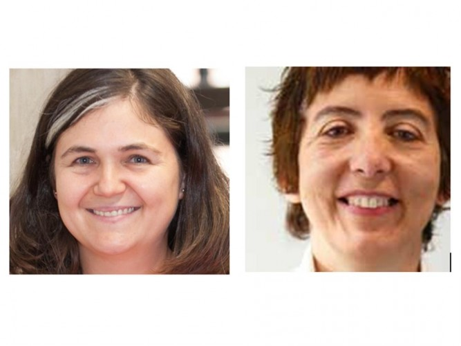 Congratulations to María Caffarel and Isabel Alvarez for winning the SEOM prize 2015!!!!!!!!!!!
