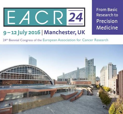 Works presented at EACR24 Meeting: From basic research to precision medicine