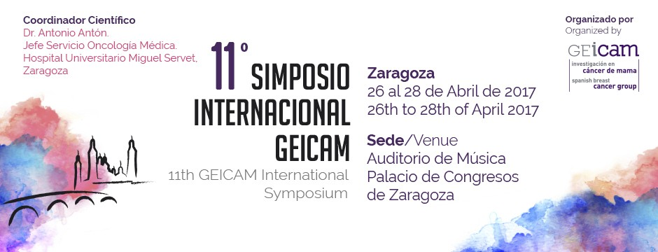 Work presented at 11th GEICAM International Symposium